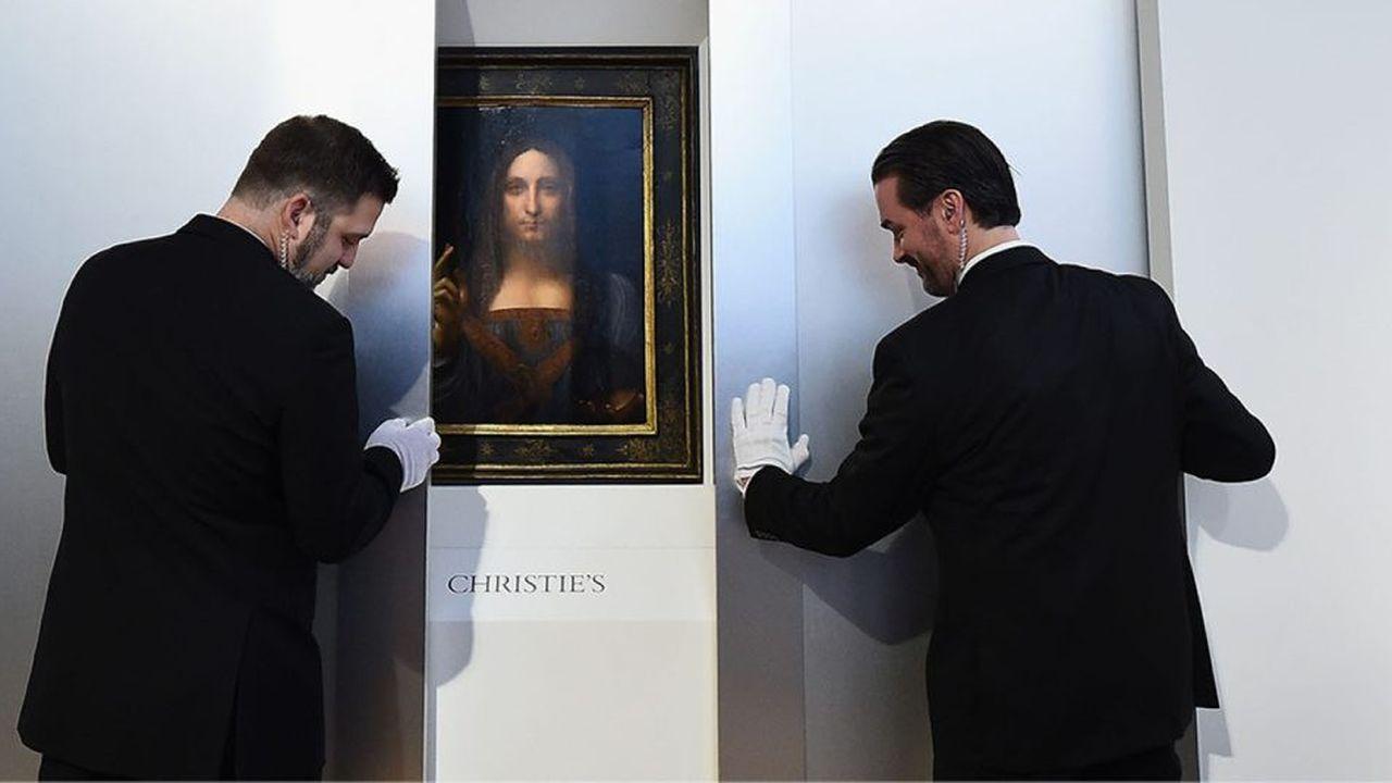 «Salvator Mundi», le tableau qui rend fou le marché de l'art