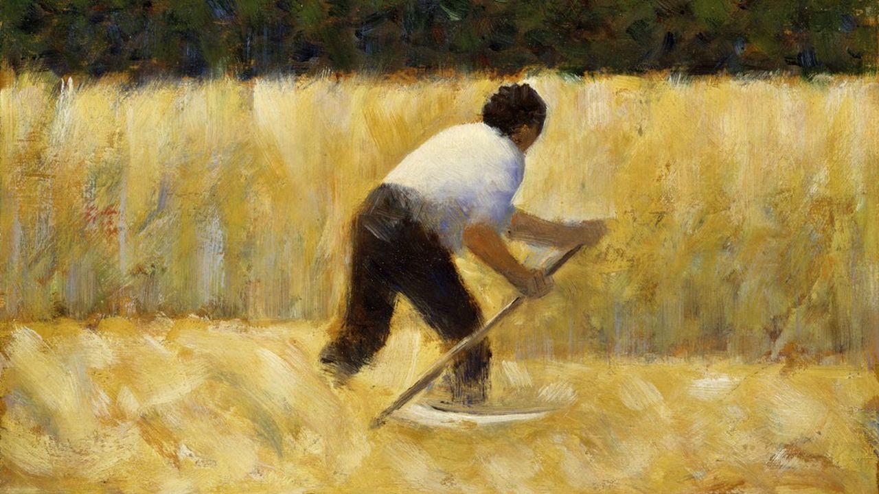 Georges Seurat (1859-1891) est représenté là par un ensemble de 25 peintures et dessins exceptionnels.