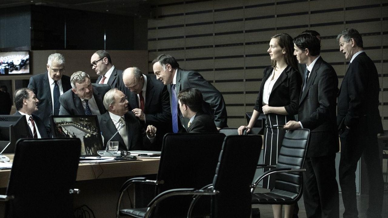 Bras de fer entre l'Eurogroupe et la Grèce. Y a-t-il un adulte dans la salle? demande Costa-Gavras