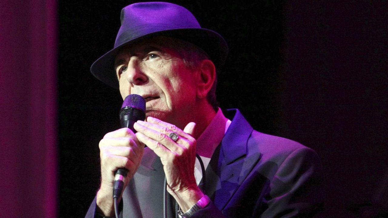 Jusqu'au bout, Leonard Cohen a conservéintacte son envie de chanter. Il y a consacré ses toutesdernières ressources physiques.