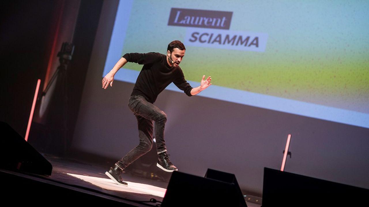 «C'est du taf d'être une meuf!»… Les mots de Laurent Sciamma dans «Bonhomme» font mouche. -