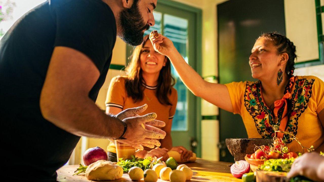 Quand Airbnb passe en cuisine...