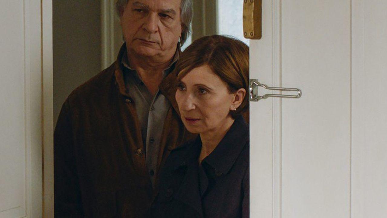 Gérard Meylan (Daniel) et Ariane Ascaride (Sylvie), deux protagonistes de ce beau film amer de Robert Guédiguian.