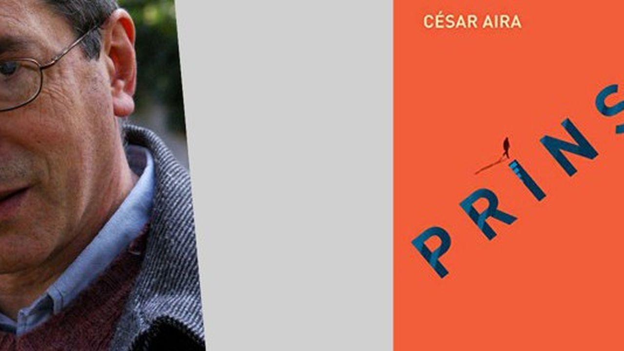 César Aira, 70 ans, auteur d'une centaine d'ouvrages.