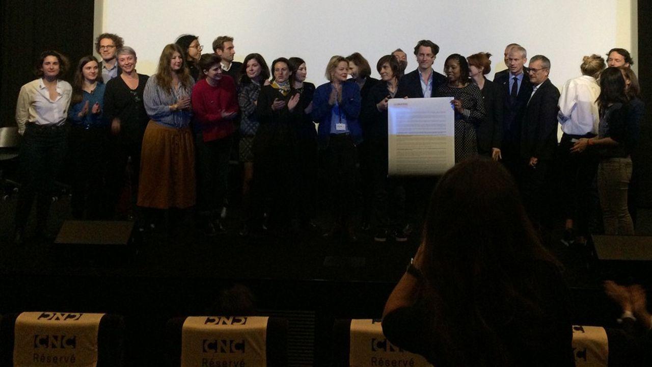 La profession a fait une nouvelle avancée avec la signature, en présence du ministre de la Culture, de la Charte pour l'inclusion.