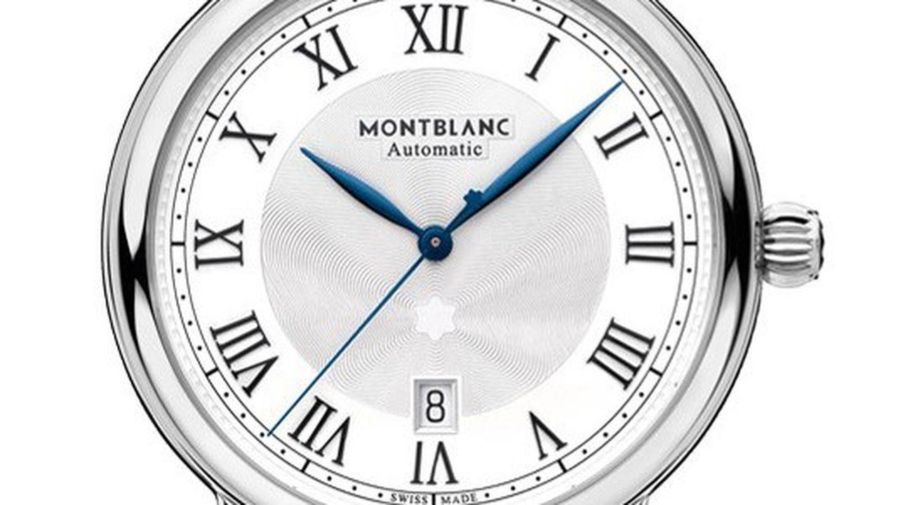 Heures Actuelles : montres guillochées