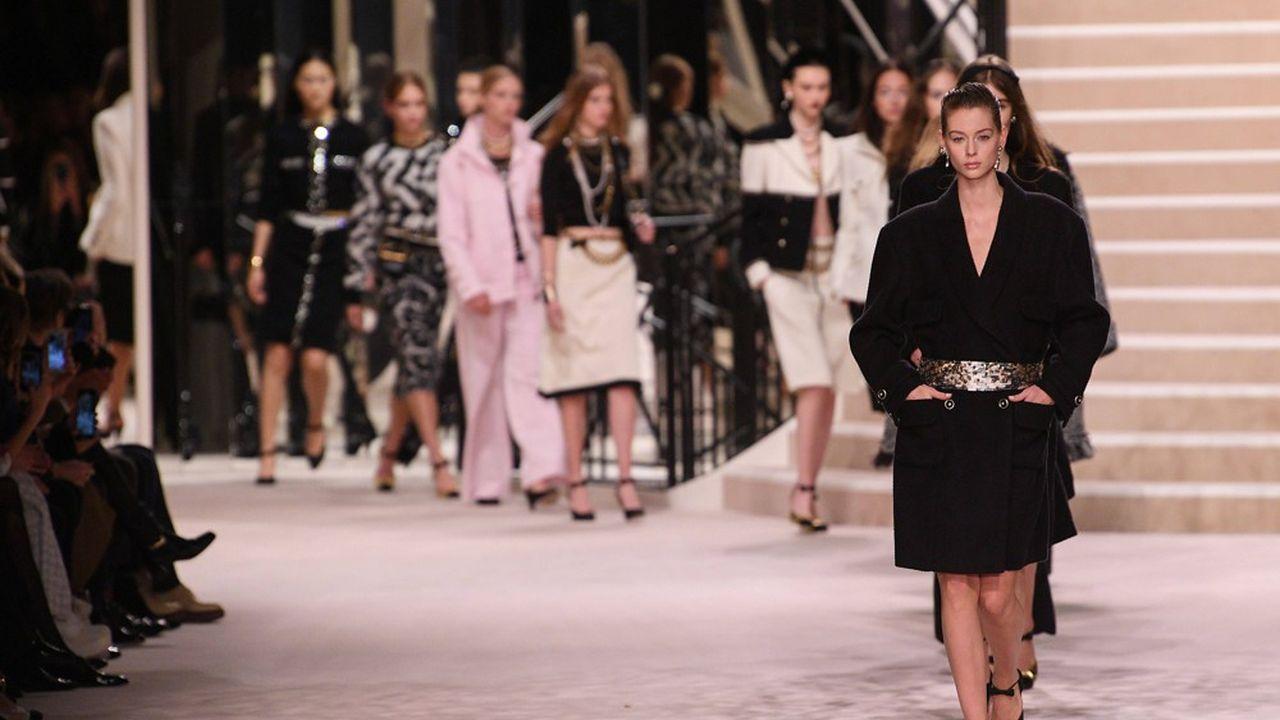 Chanel ré-enchante la ville lumière