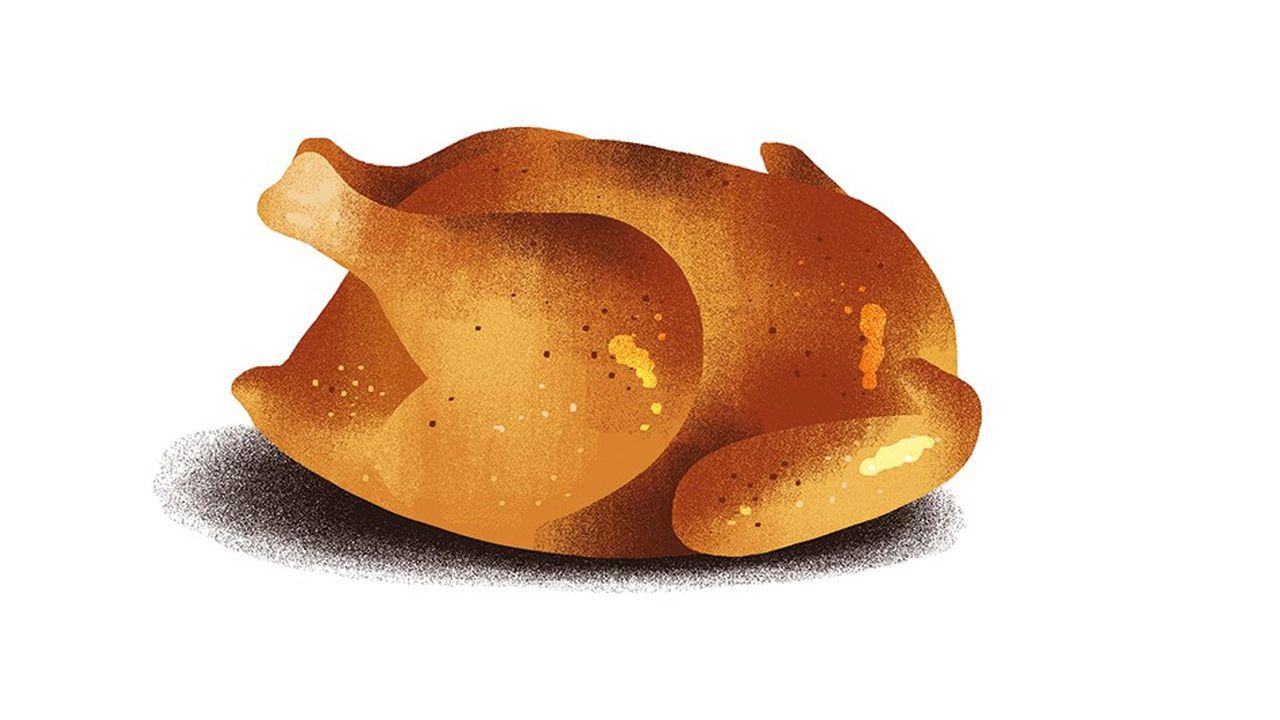 Top 5: les meilleurs poulets rôtis