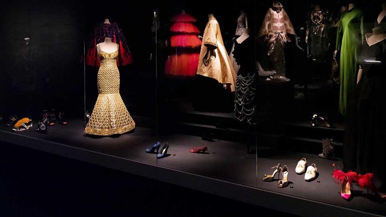Les mille et une vies du luxe au Louvre Abu Dhabi