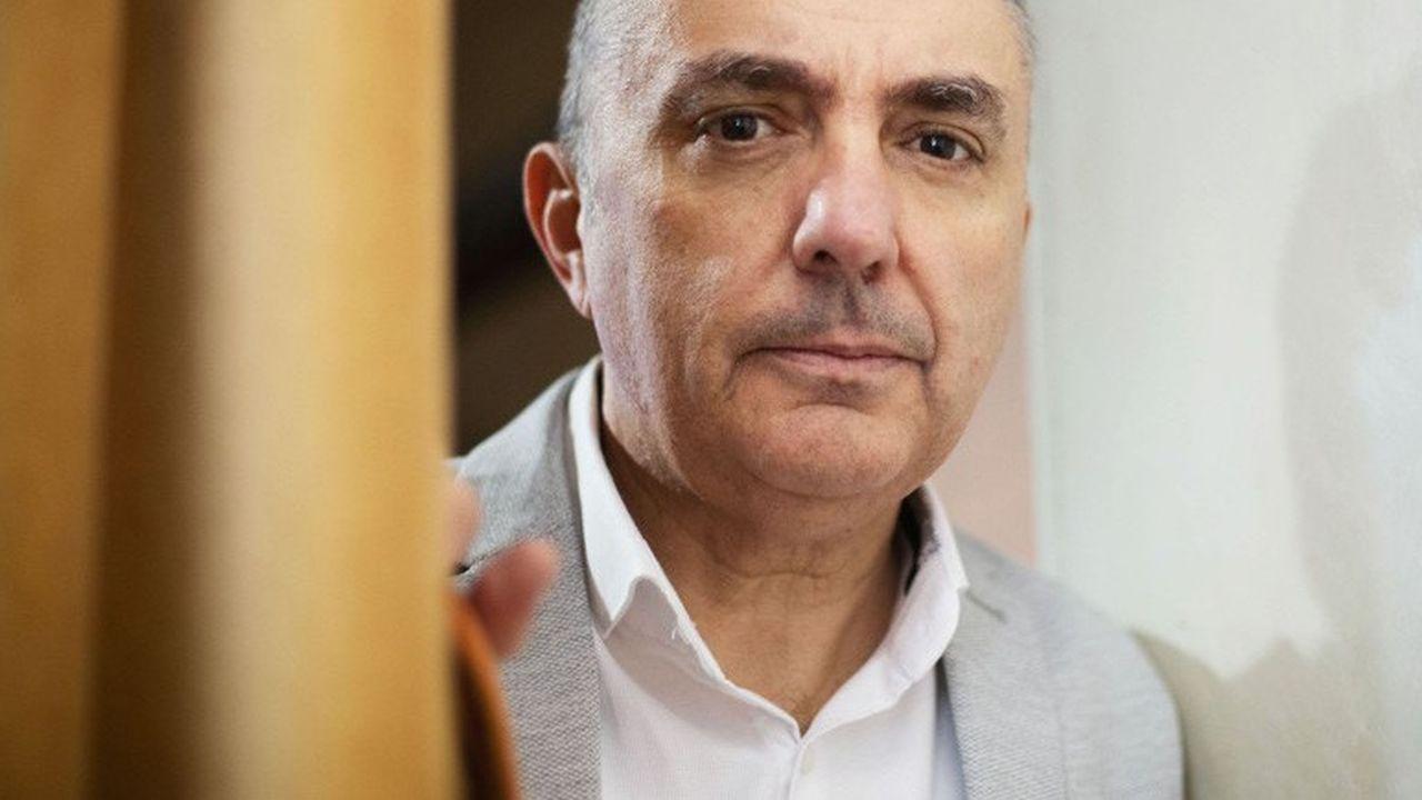 Dans « Ordesa », prix Femina étranger, l'encre noire de Manuel Vilas est en ébullition.