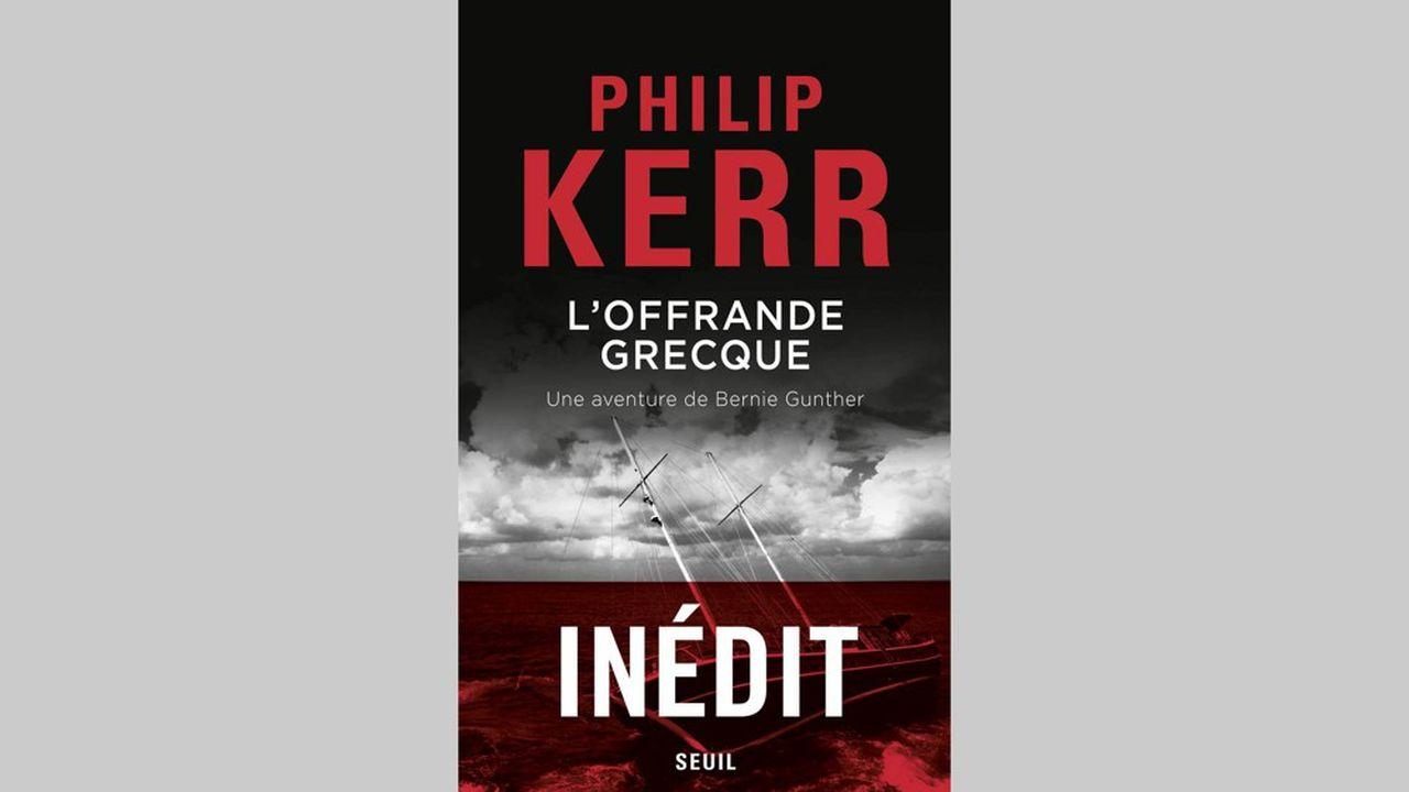 «L'offrande grecque»: Philip Kerr, label hellène