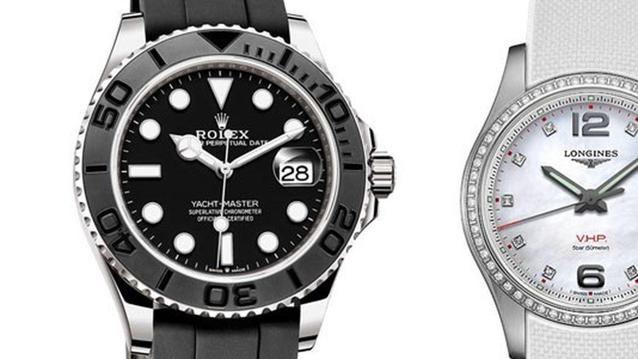 Heures Actuelles : montres sportives