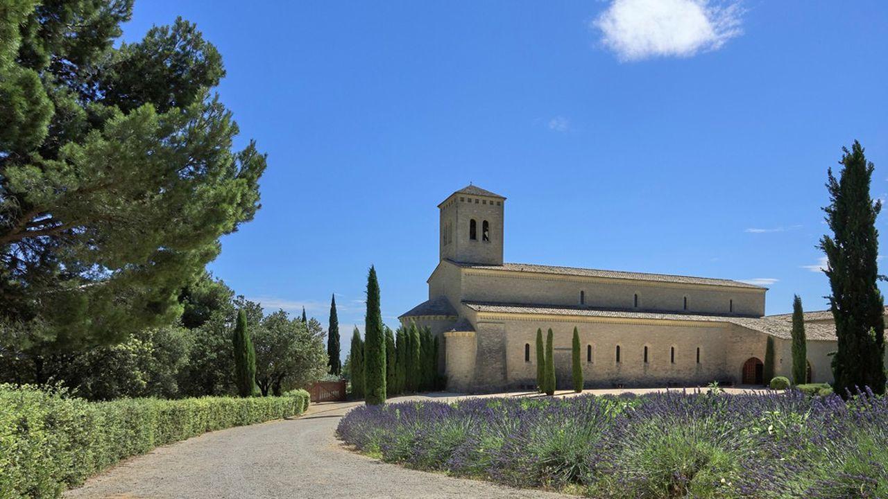 Abbaye de Barroux
