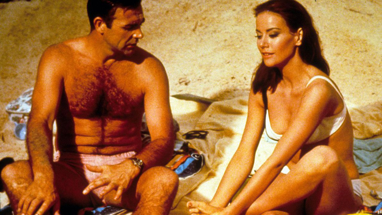 Décès de Claudine Auger, première James Bond girl française
