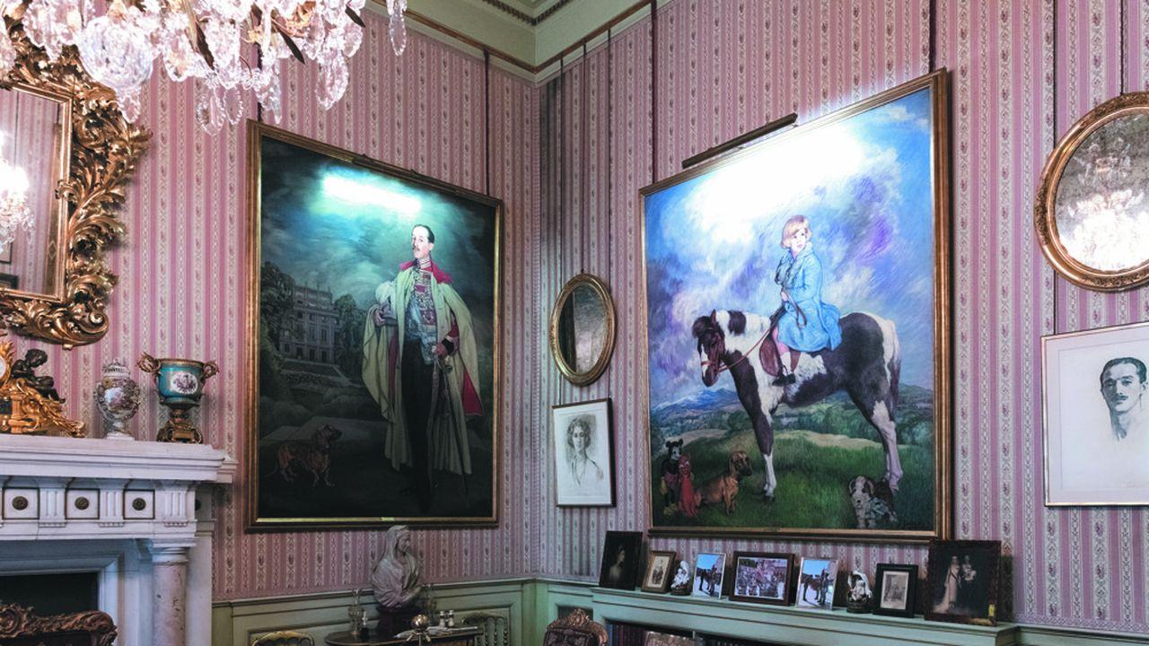 Patrimoine: les trésors de la maison d'Albe à Madrid
