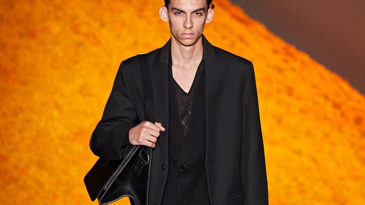 Fashion Week Homme Automne-Hiver 2020-21 : Jil Sander entre rigueur et douceur