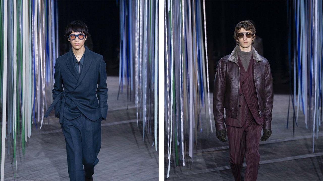 Fashion Week Homme Automne-Hiver 2020-21 : le luxe urbain de Zegna