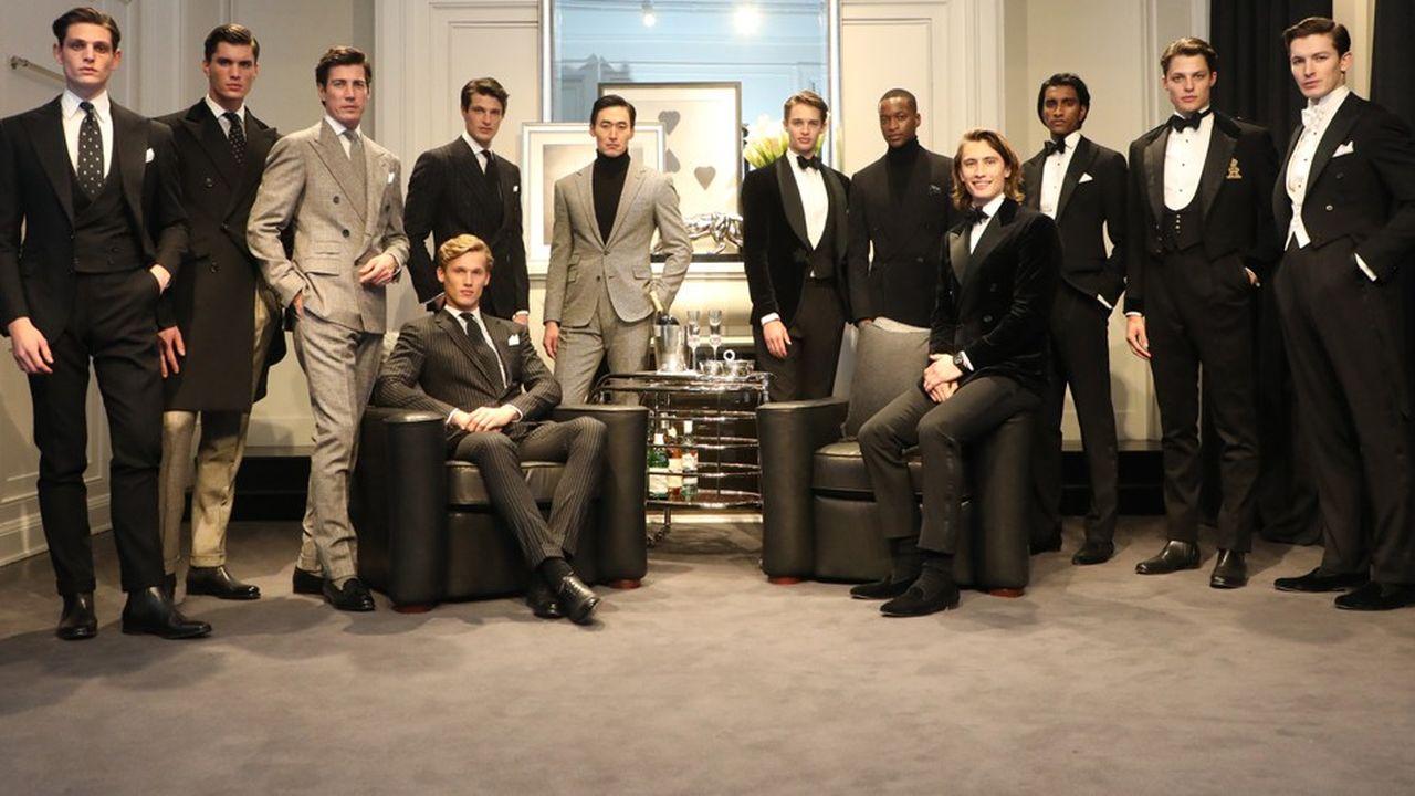 Fashion Week Homme Automne-Hiver 2020-21: la mode élégante et intemporelle de Ralph Lauren