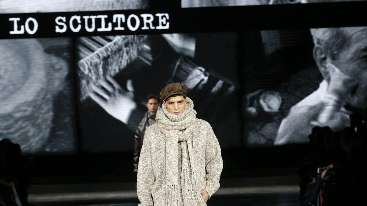 Fashion Week Homme Automne-Hiver 2020-21 : les gentlemen modernes de Dolce & Gabbana