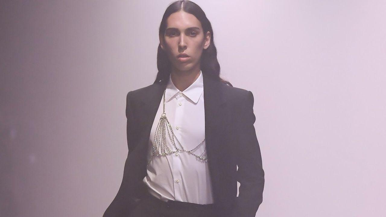 Fashion Week Homme Automne-Hiver 2020-21 : la liberté créative de Random Identities