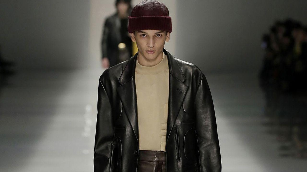Fashion Week Homme Automne-Hiver 2020-21: la masculinité selon Fendi