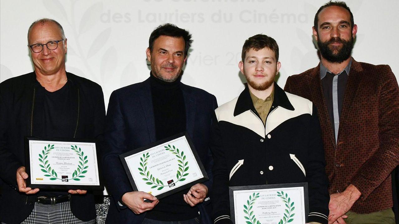 Le Club Média Ciné décerne ses Lauriers 2019