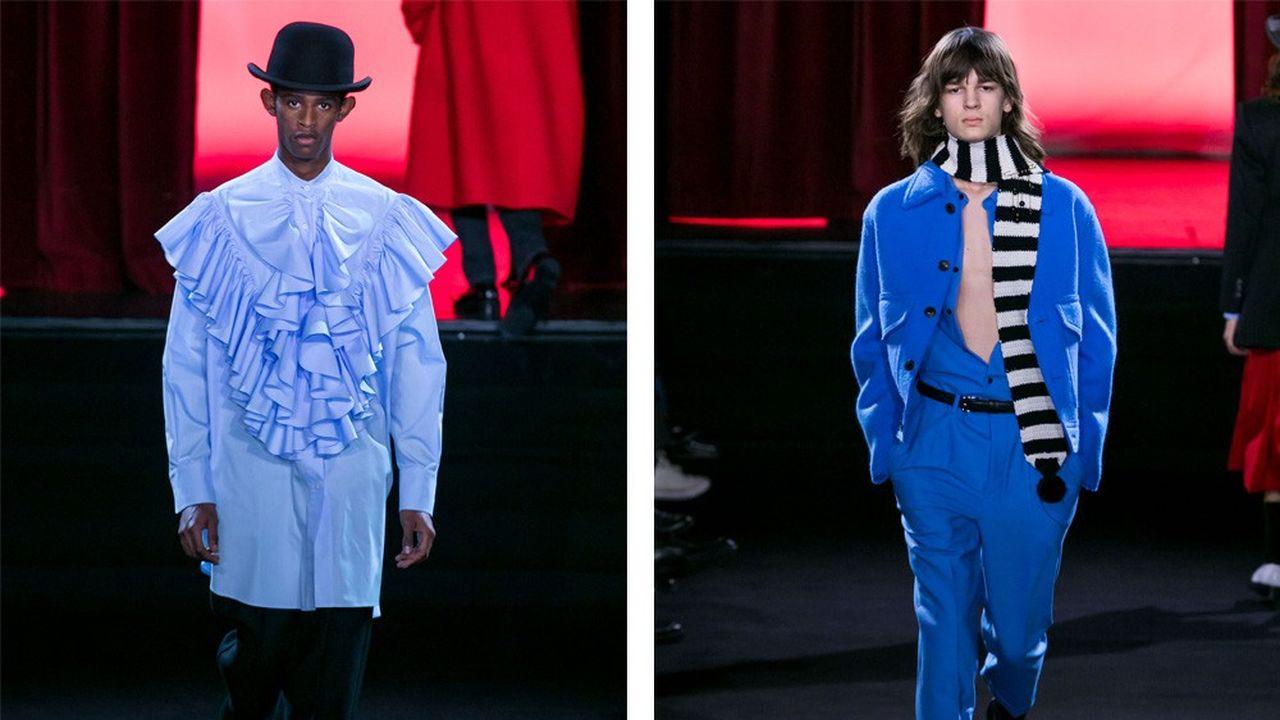Fashion Week Homme Automne-Hiver 2020-21: un anniversaire flamboyant chez AMI