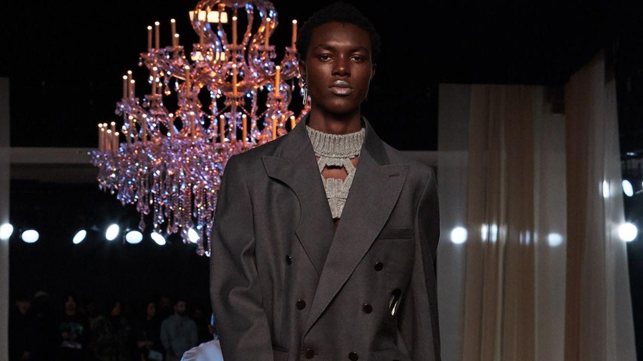 Fashion Week Homme Automne-Hiver 2020-21 : l'élégance selon Off-White