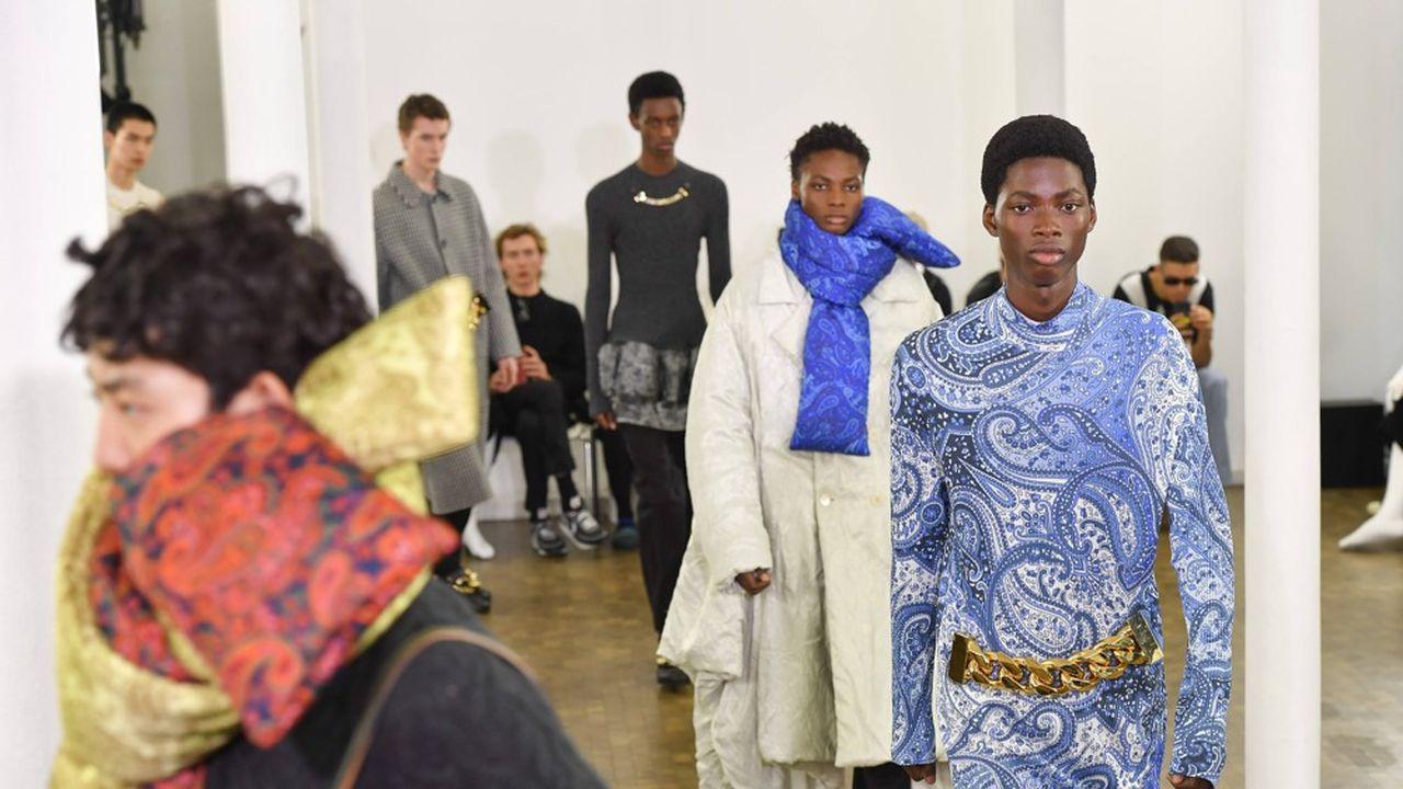 Fashion Week Homme Automne-Hiver 2020-21: JW Anderson au-delà du réel