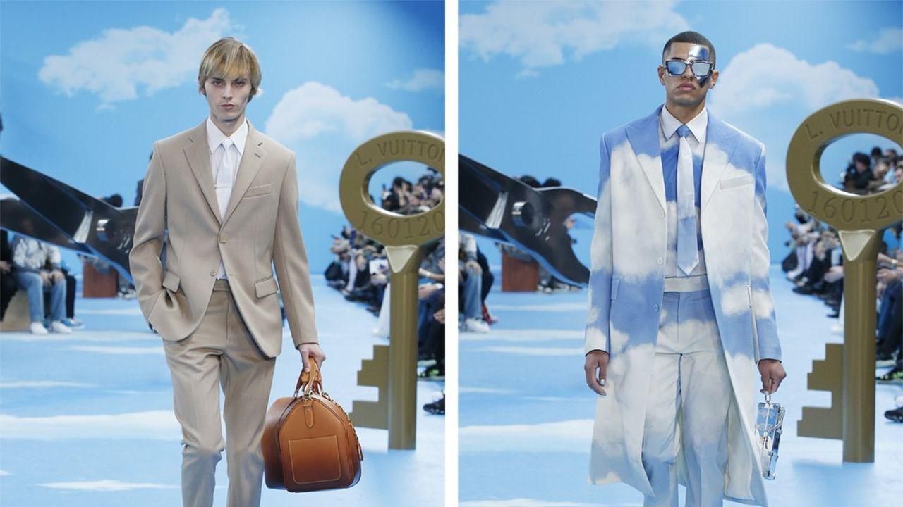 Fashion Week Homme Automne-Hiver 2020-21: le tailoring enchanté de Louis Vuitton