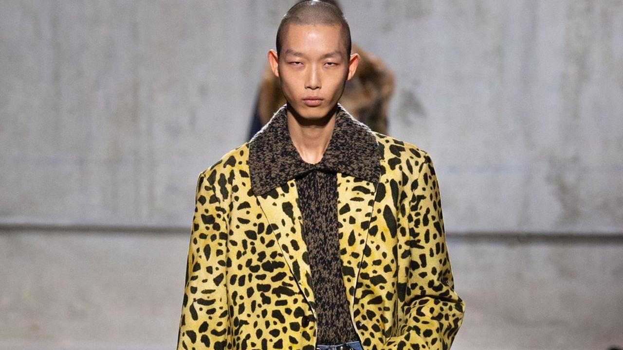 Fashion Week Homme Automne-Hiver 2020-21: les dandys de Dries Van Noten
