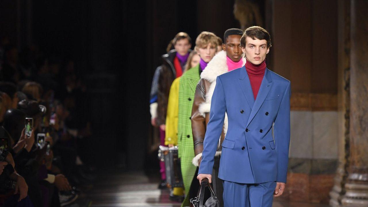 Fashion Week Homme Automne-Hiver 2020-21 : des classiques revitalisés chez Berluti