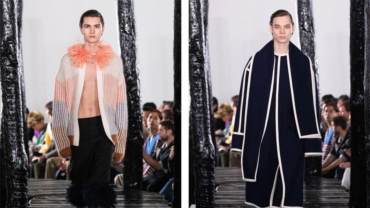 Fashion Week Homme Automne-Hiver 2020-21: l'optimisme fonctionnel de Loewe