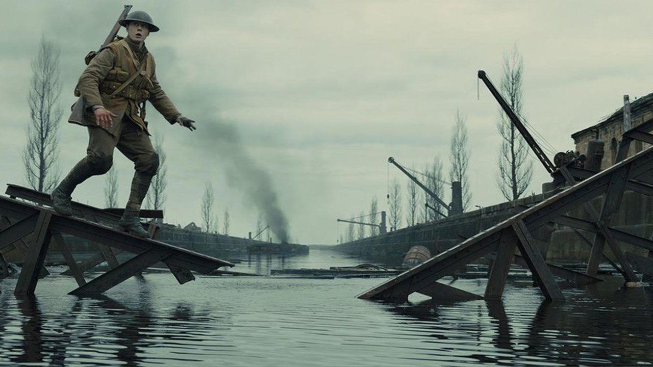 « 1917 » est non seulement un immense film de guerre, mais aussi une leçon de cinéma.