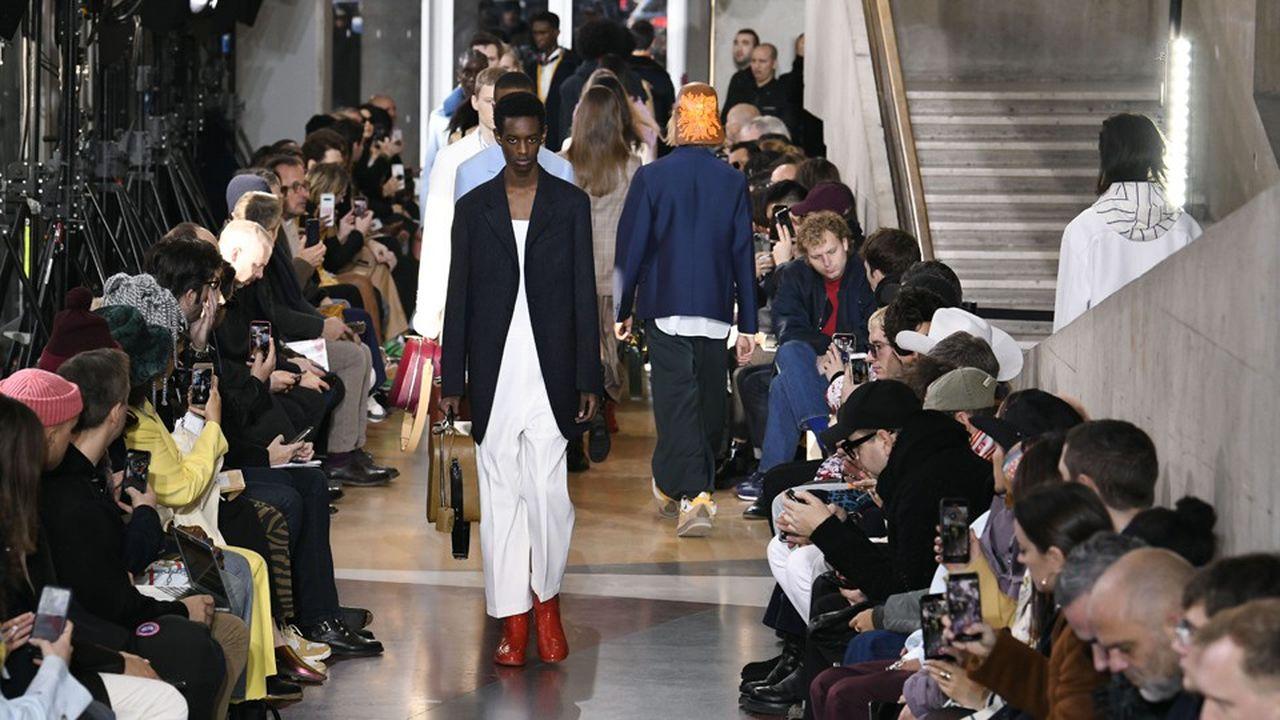 Fashion Week Homme Automne-Hiver 2020-21: la richesse créative de Lanvin