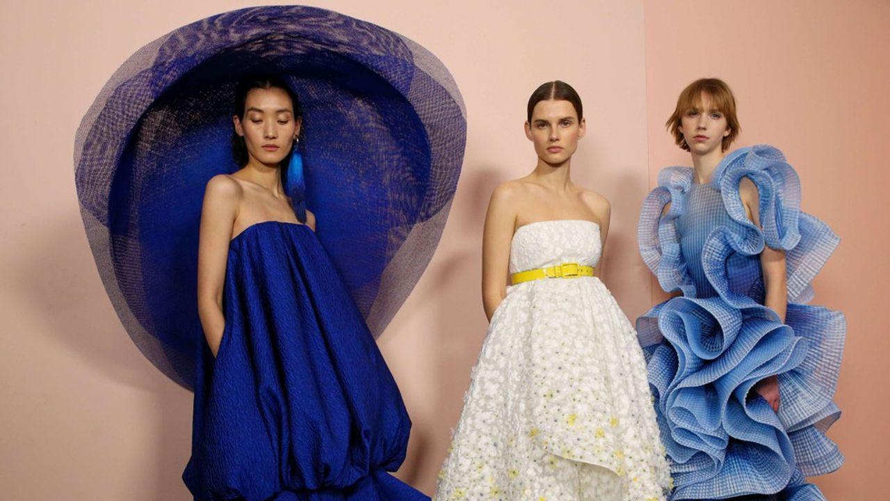 Fashion Week Haute Couture Printemps-Eté 2020 : la déclaration d'amour de Givenchy
