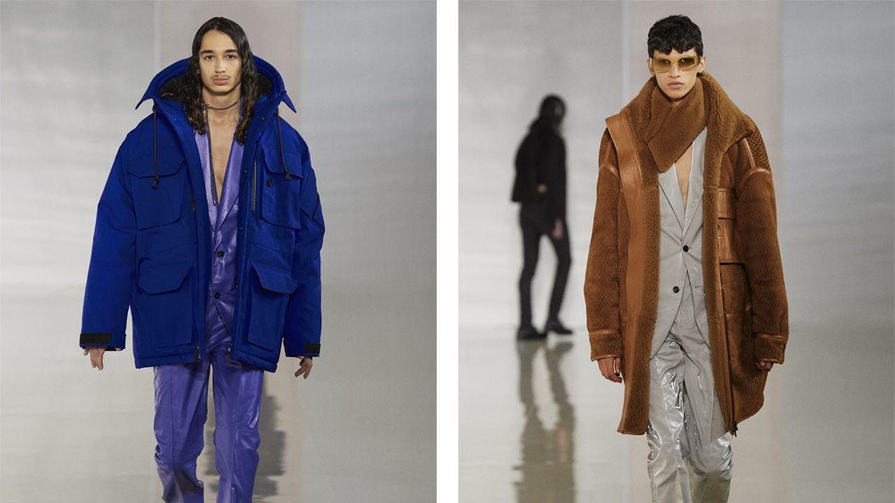 Fashion Week Homme Automne-Hiver 2020-21: le minimalisme bousculé d'Acne Studios