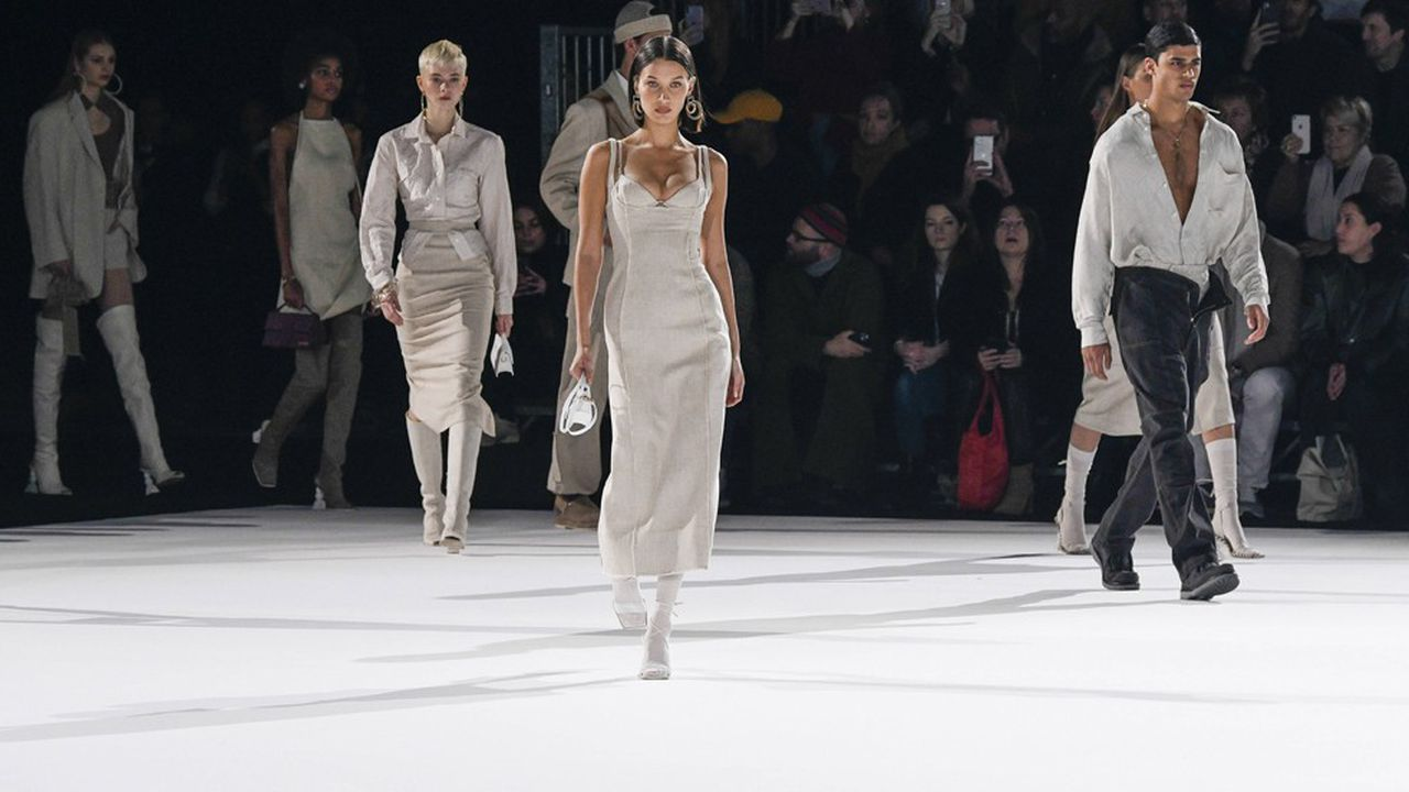 Fashion Week Homme Automne-Hiver 2020-21: Jacquemus assure le show