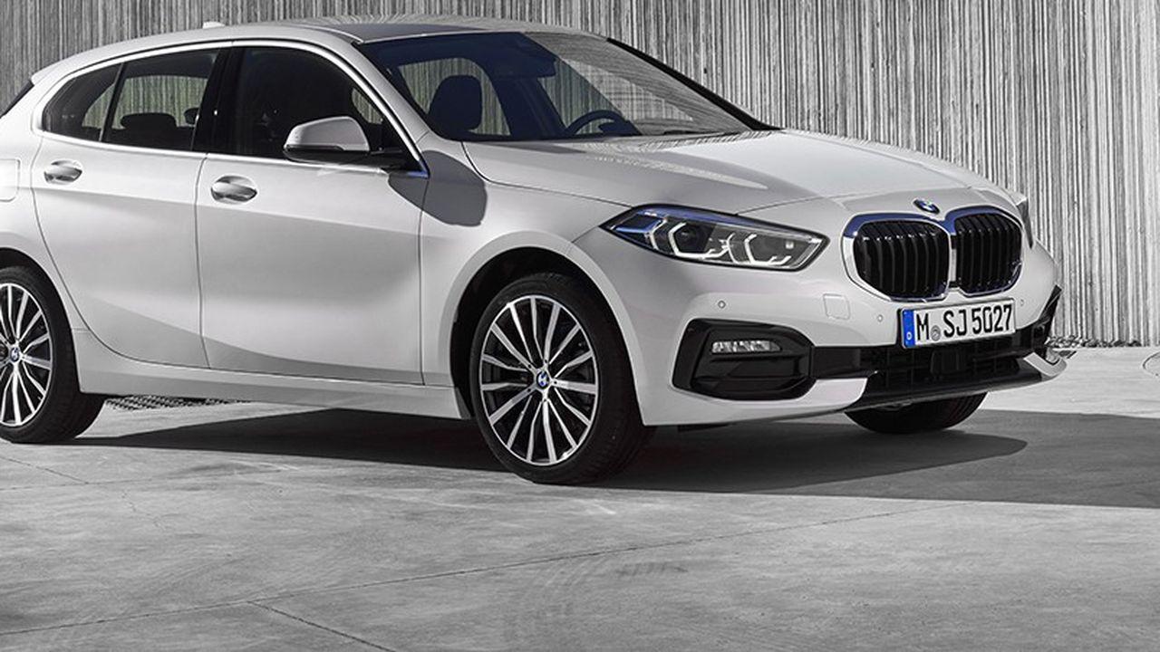 La traction BMW