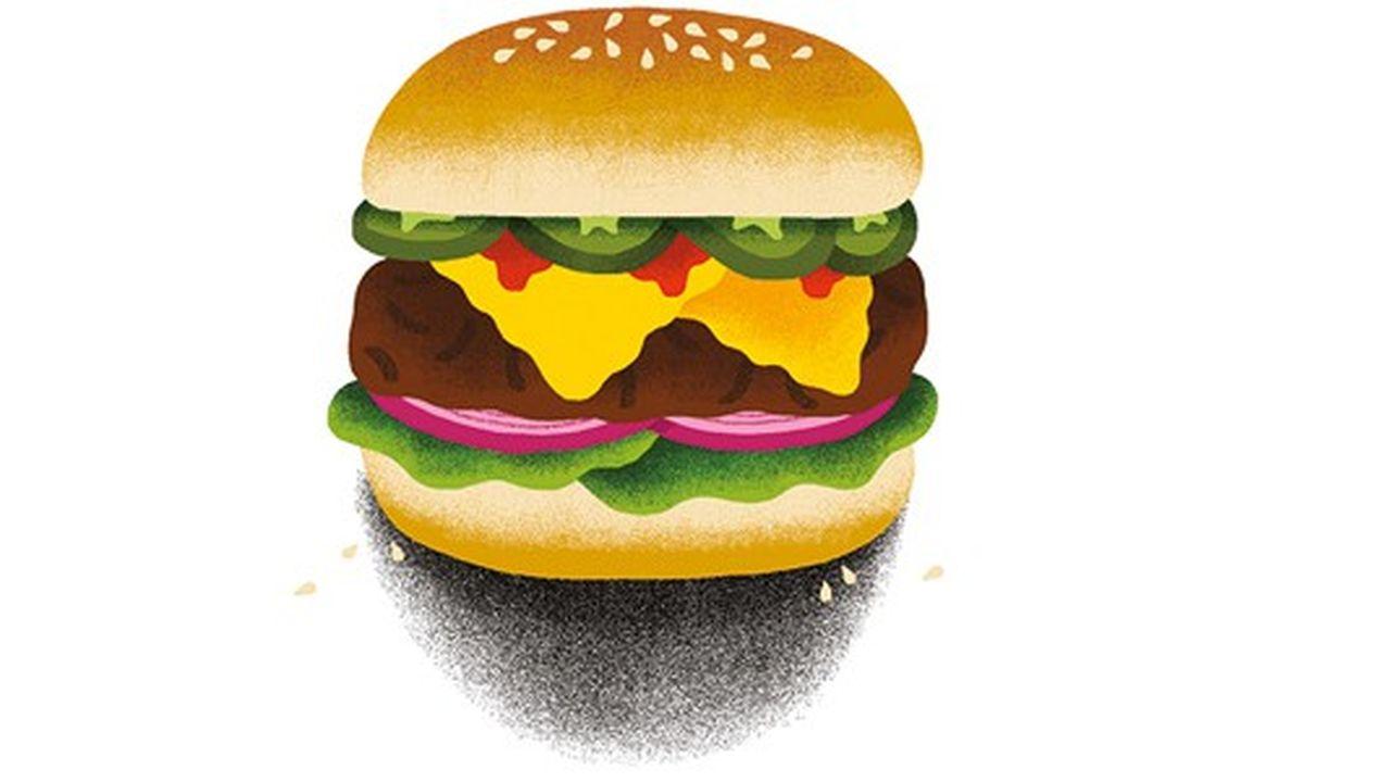 Top 5: les meilleurs burgers