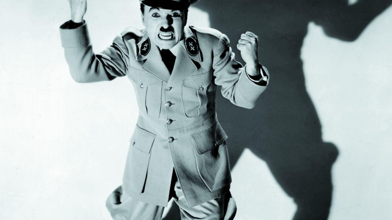Hitler au cinéma: Führer de rire