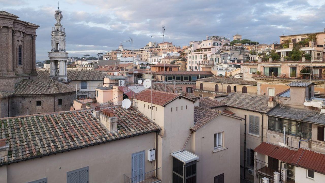 Hôtels, restaurants, boutiques: les nouveaux lieux de Rome