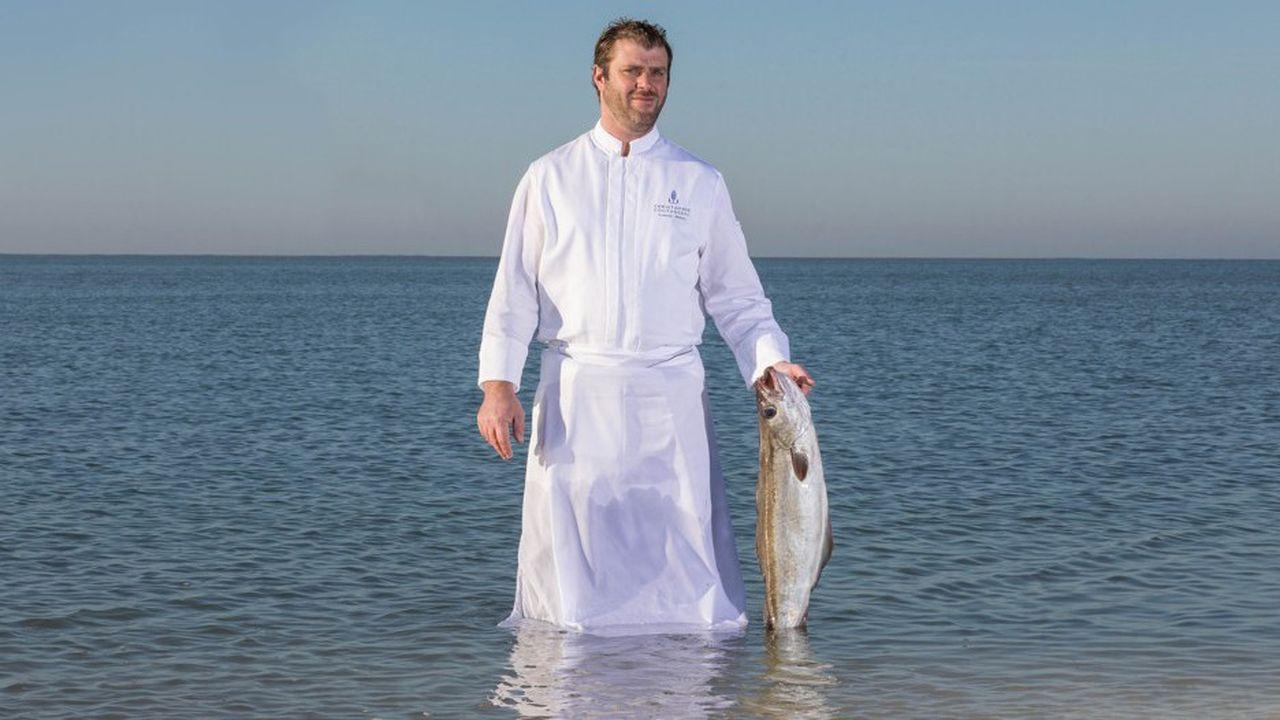 A La Rochelle, Christopher Coutanceau, cuisinier-pêcheur responsable