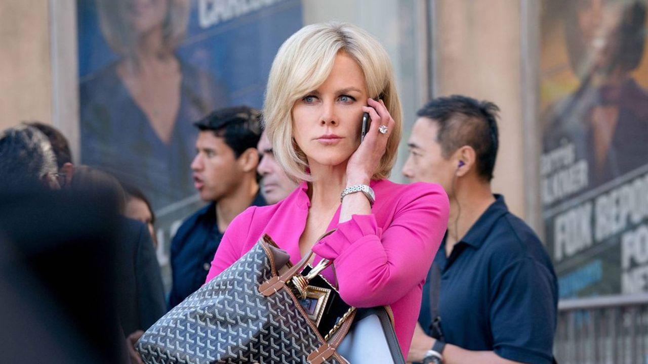 Tout l'enjeu de «Scandale» est de savoir si Gretchen (Nicole Kidman) sera suivie dans son combat.