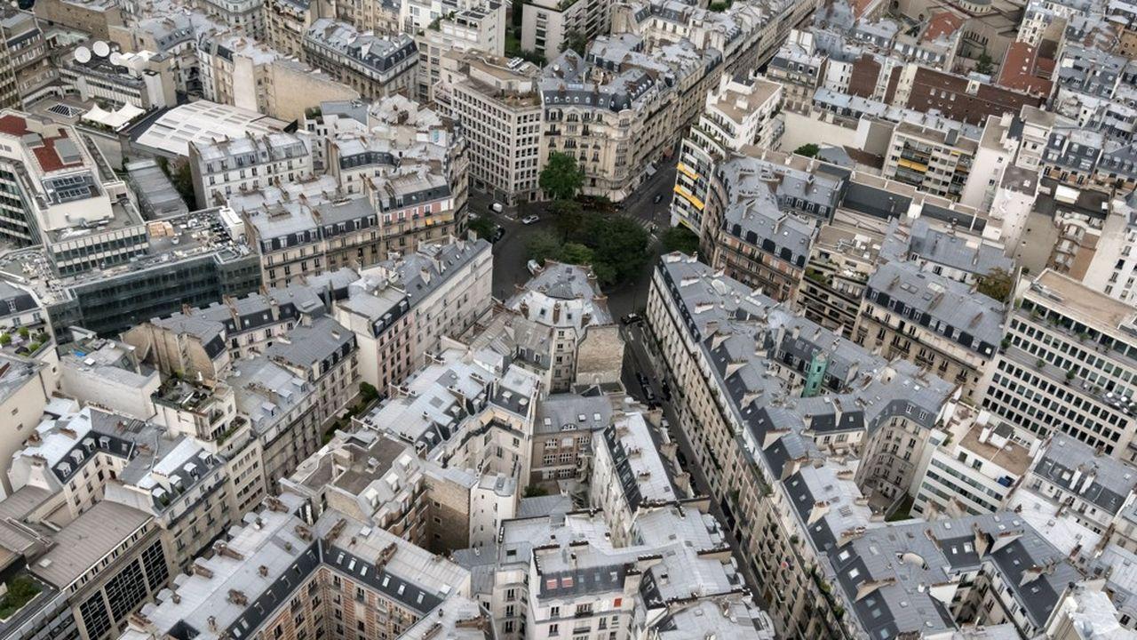Paris: une offre immobilière plus figée que dans les autres capitales