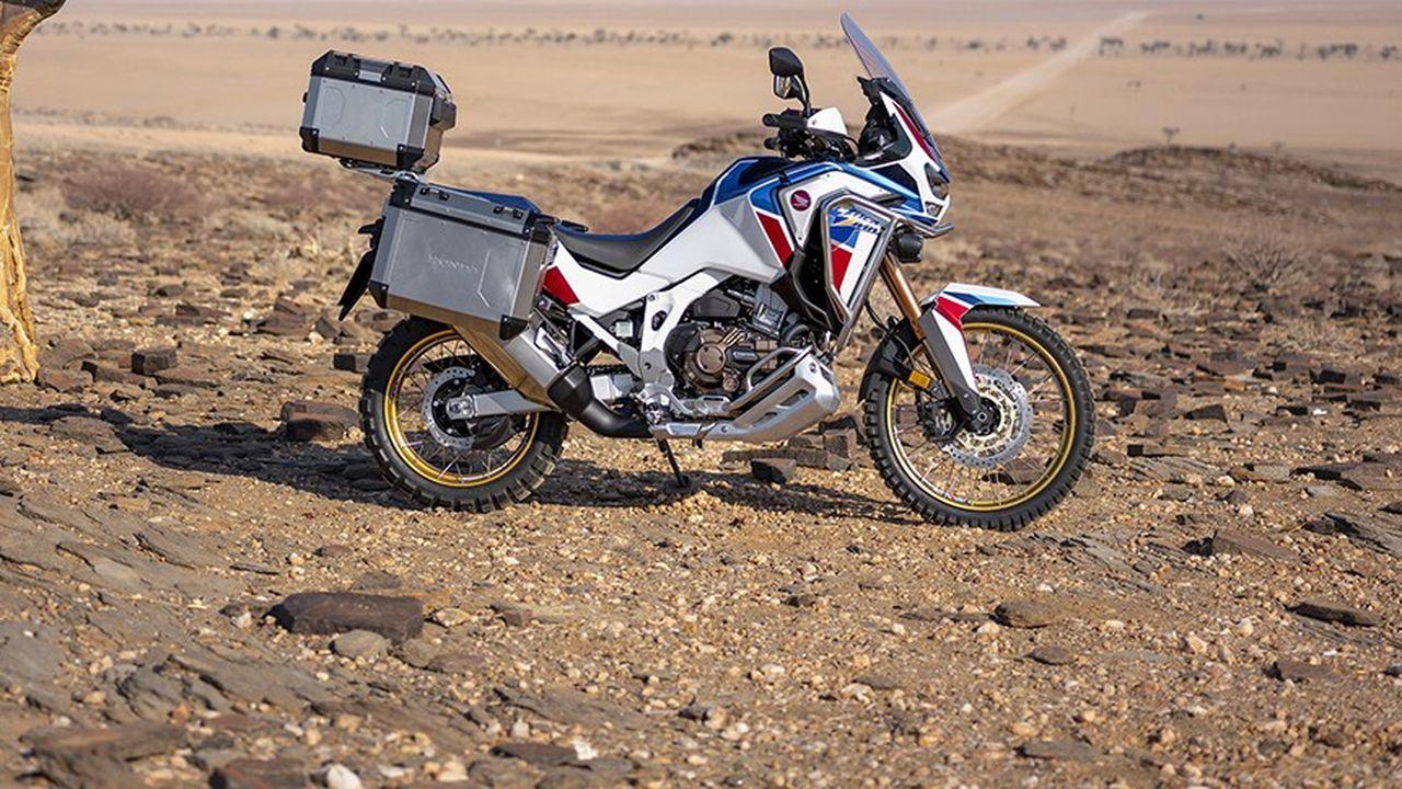 Honda Africa Twin: en selle pour l'aventure