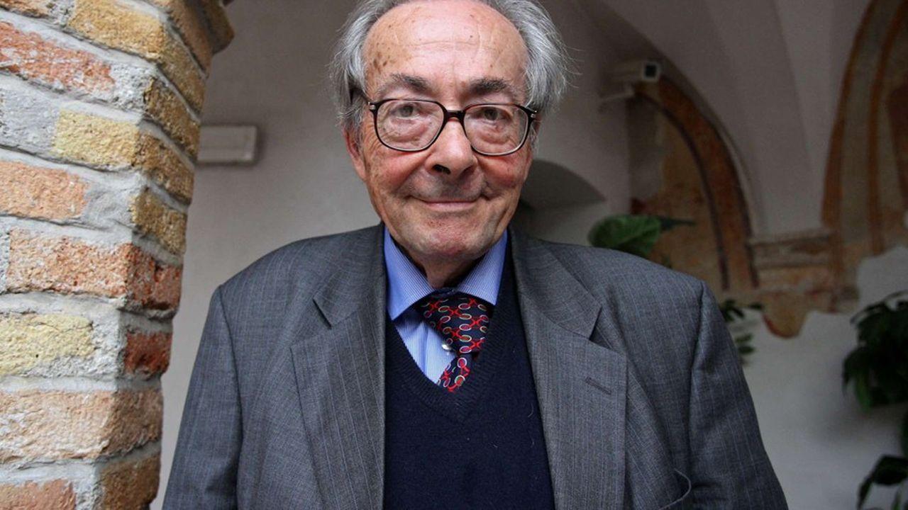 Mort du philosophe et critique littéraire George Steiner