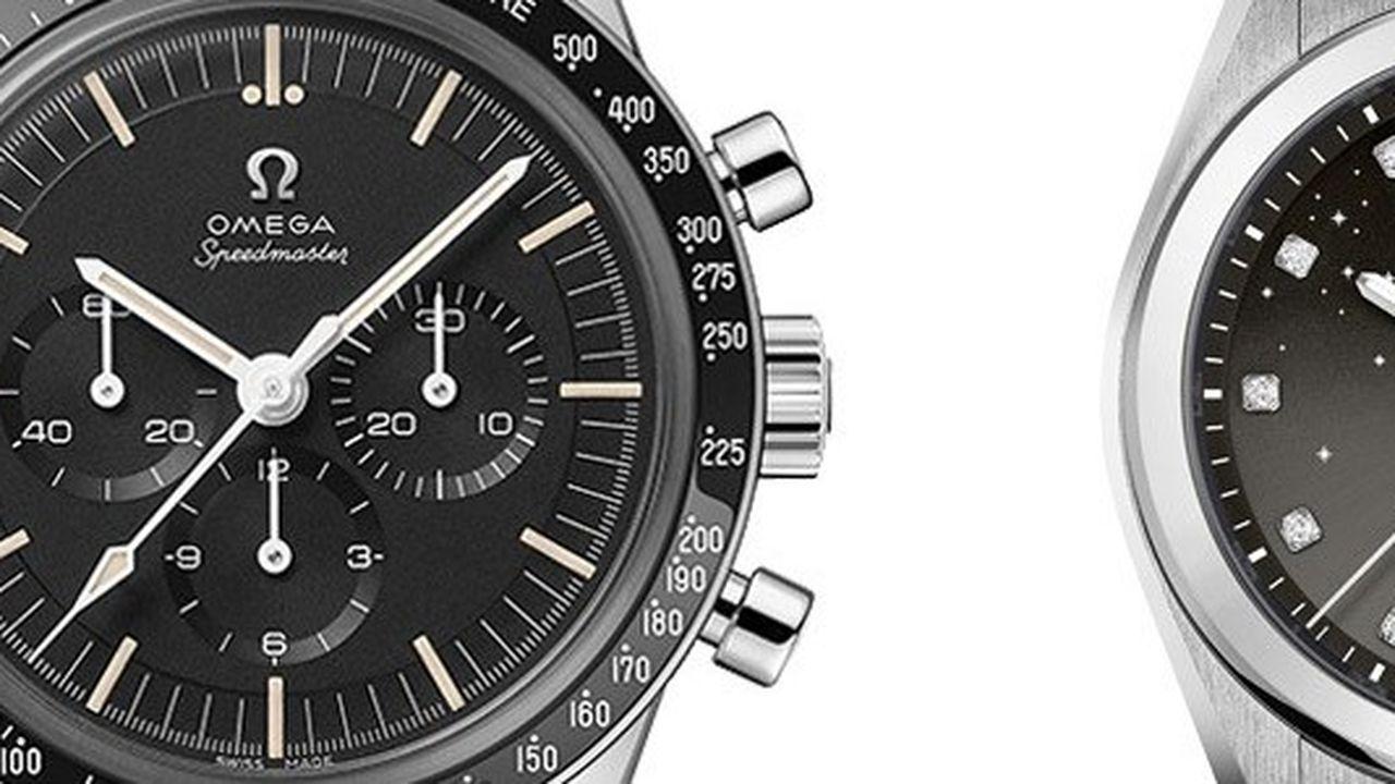 Heures Actuelles : montres en acier