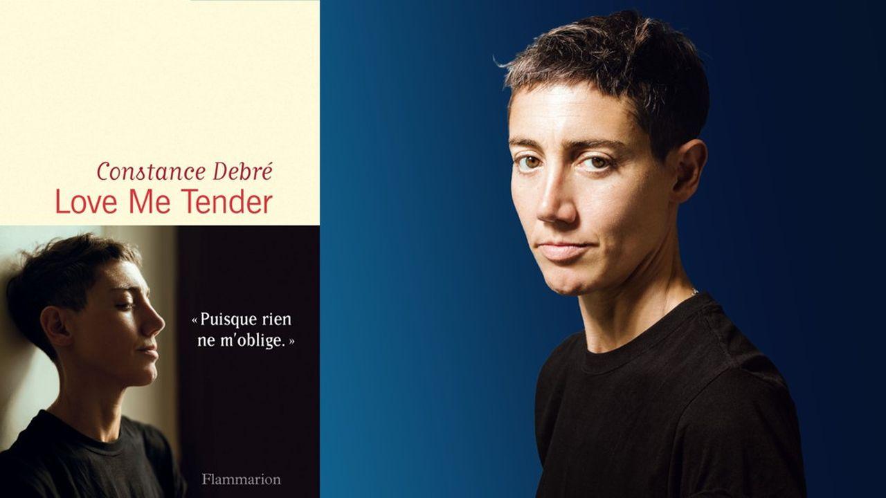 «Love Me Tender» est le deuxième roman que publie Constance Debré, deux ans après «Play Boy» -