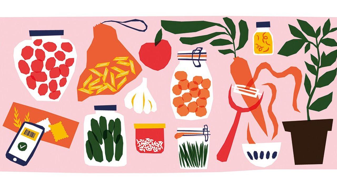 L'alimentation durable mais sans casse-tête